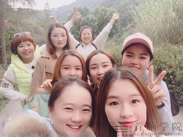 深圳美甲培训