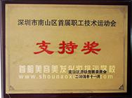 2004年支持奖