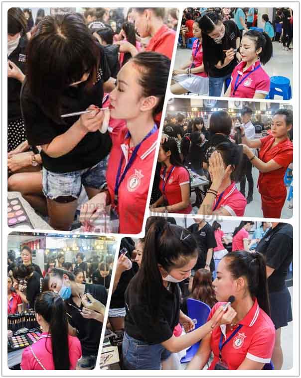 深圳最好的化妆学校