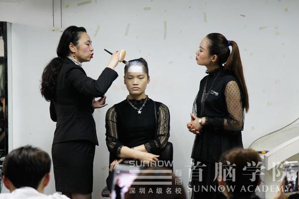 深圳时装周,首脑学院邀您看秀