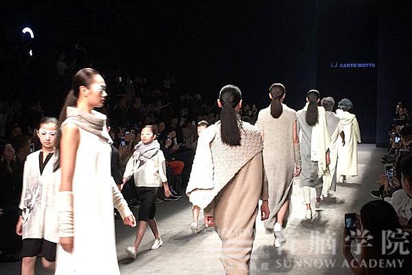 首脑学院携手深圳时装周,让时尚永不止步!