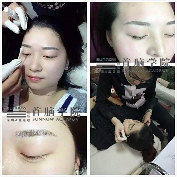 宝安校区半永久化妆术  成就您的素颜美人梦